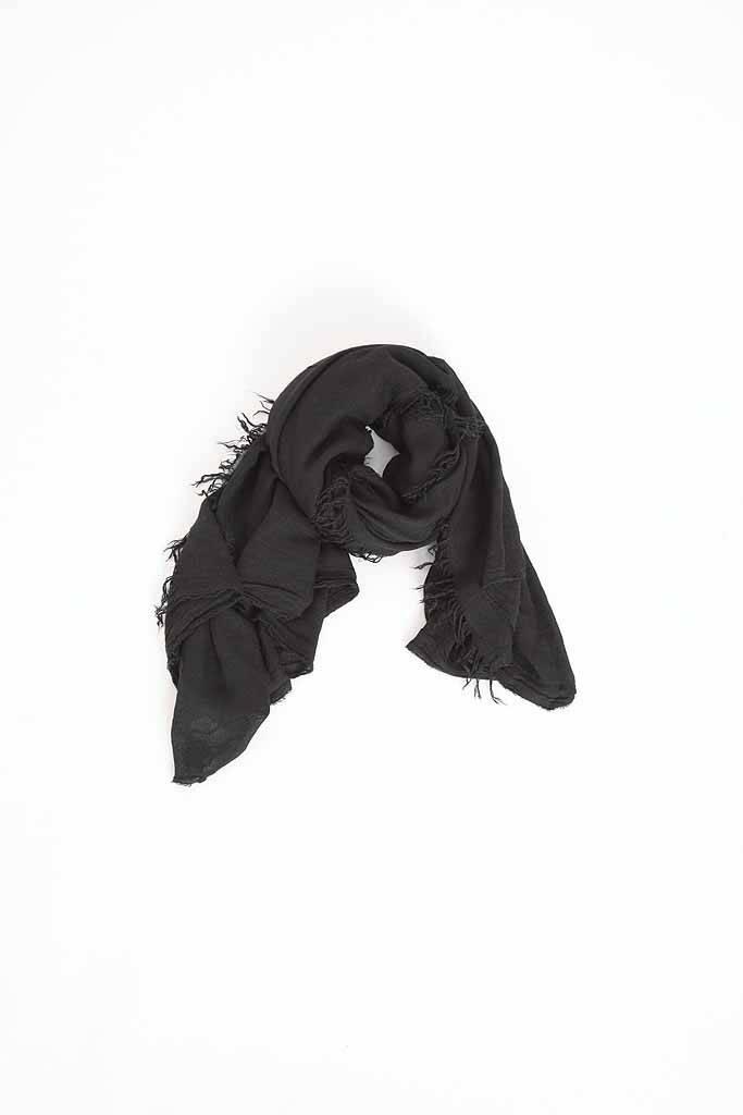 Pomandere Scarf 99 Black