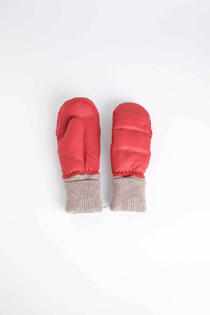 Hestra Leather Voss Mitts Col 560