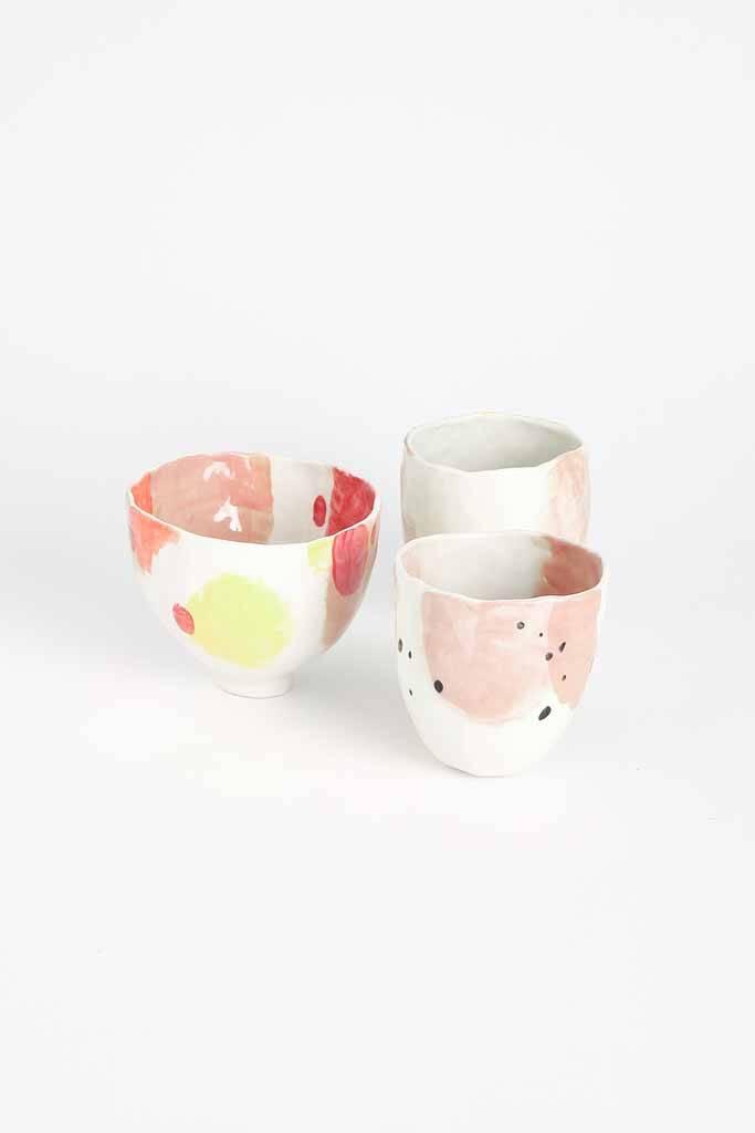 Alice Cheng Studio Dream Bowls Porcelain