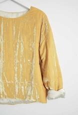 Tela Tortellino Quilted Pullover