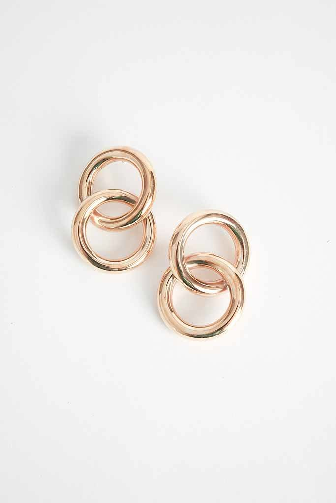 Laura Lombardi Interlock Earrings