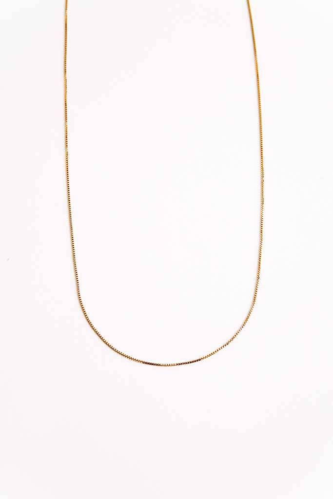 "Devon Pavlovits Tabitha Necklace GF /20"""