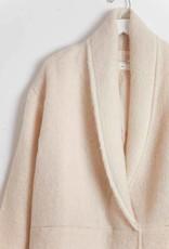 Pomandere Cream Coat