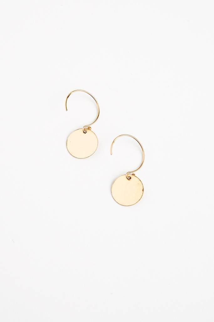 Devon Pavlovits Dot B Earrings