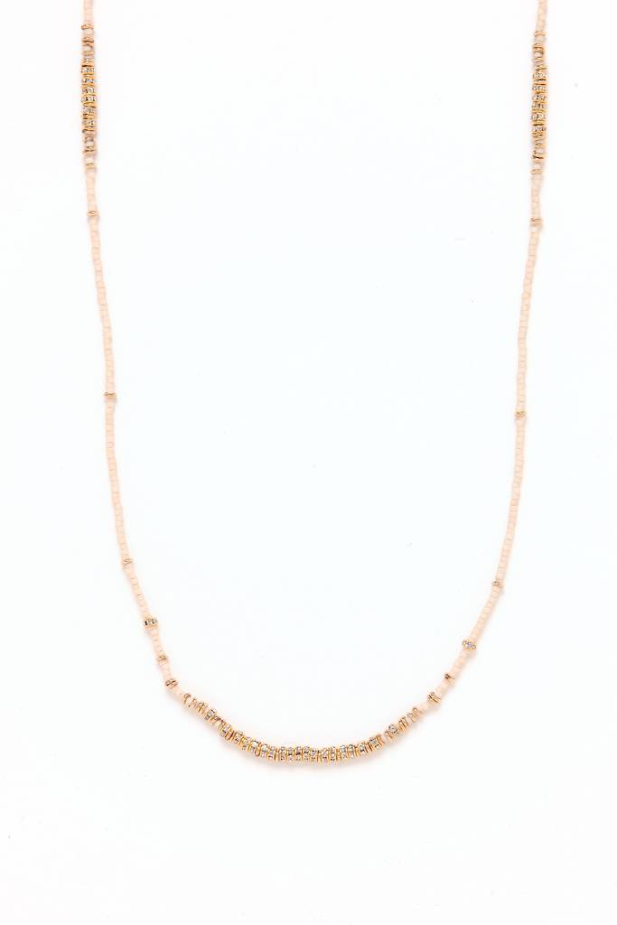 Iwona Ludyga Bare Long Full Necklace GF
