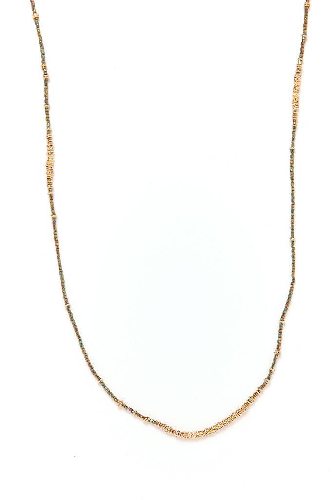 Iwona Ludyga Hunter Long Full Necklace GF