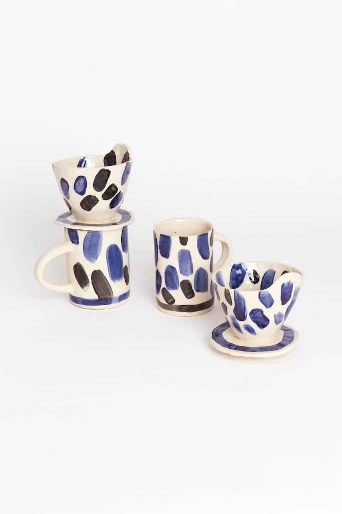 Alice Cheng Studio Coffee Set