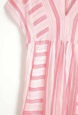 masscob Pink Stripe Dress