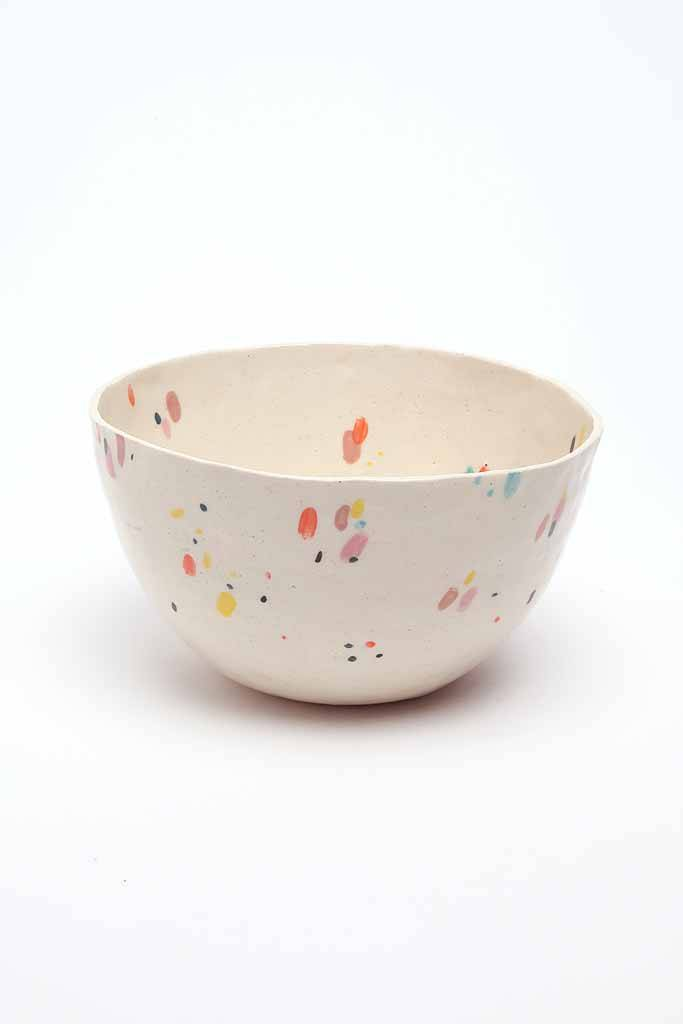 Alice Cheng Studio Confetti Bowl Large