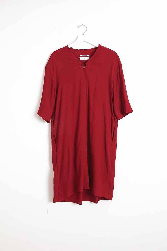 Pomandere Long Tunic Dress