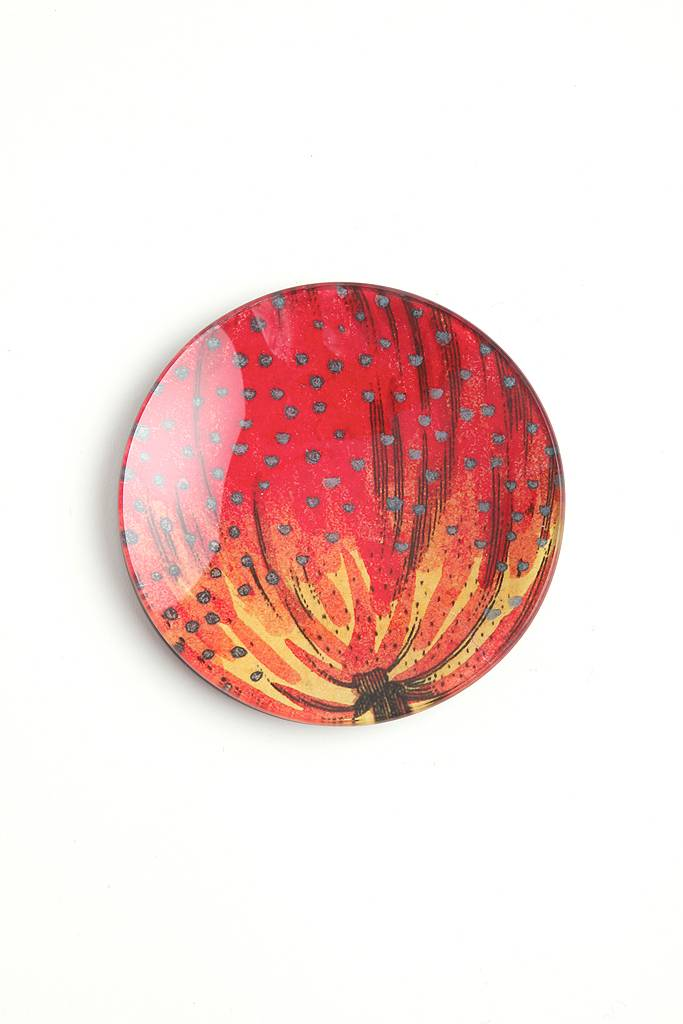 "Small 4"" Round Plate"