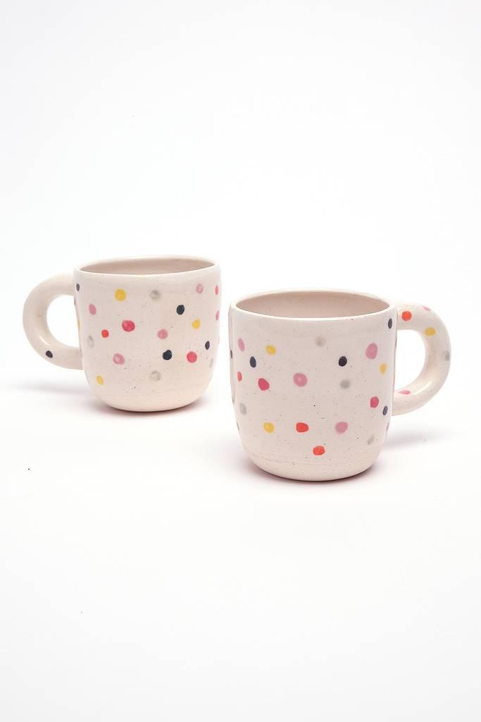 A.Cheng Dotted Mug