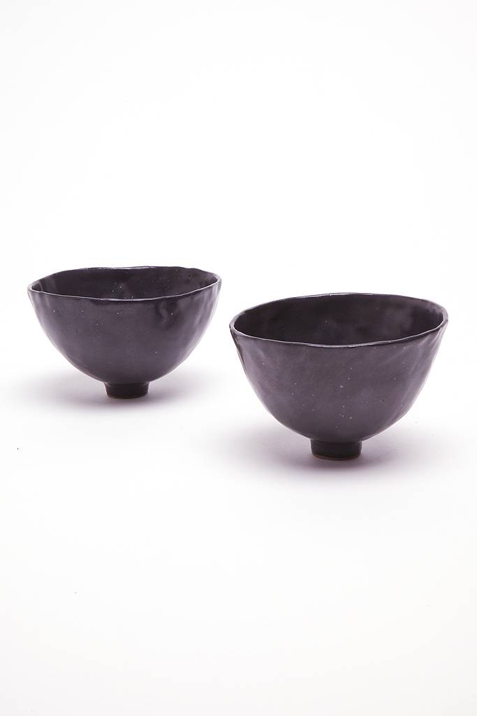Alice Cheng Studio Footed Bowls