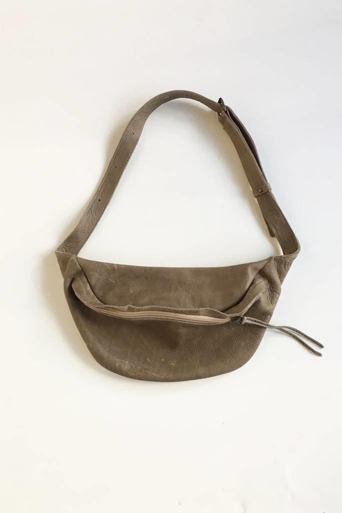 humanoid Brim Travel Bag