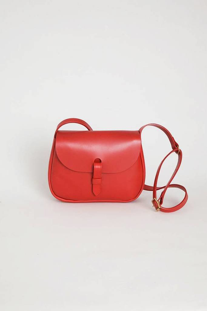 Mimi Berry Peggy Crossbody Tomato Red