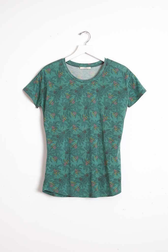 Olga T Shirt Menthol