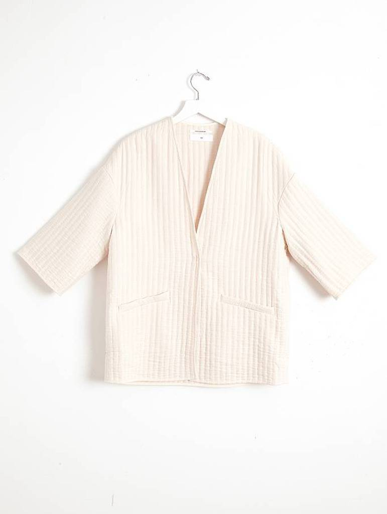 Pomandere Quilted Jacket