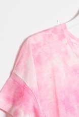 Tie Dye Drop Shoulder tee