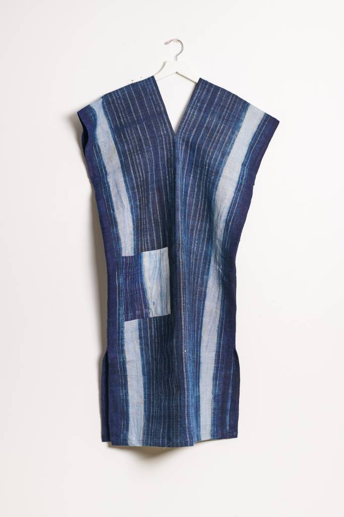 Perkins Dress Denim O/S