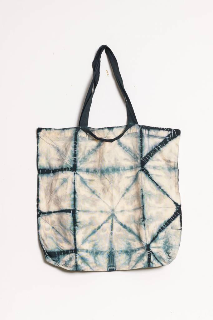 Bag Tie & Dye Dark Blue