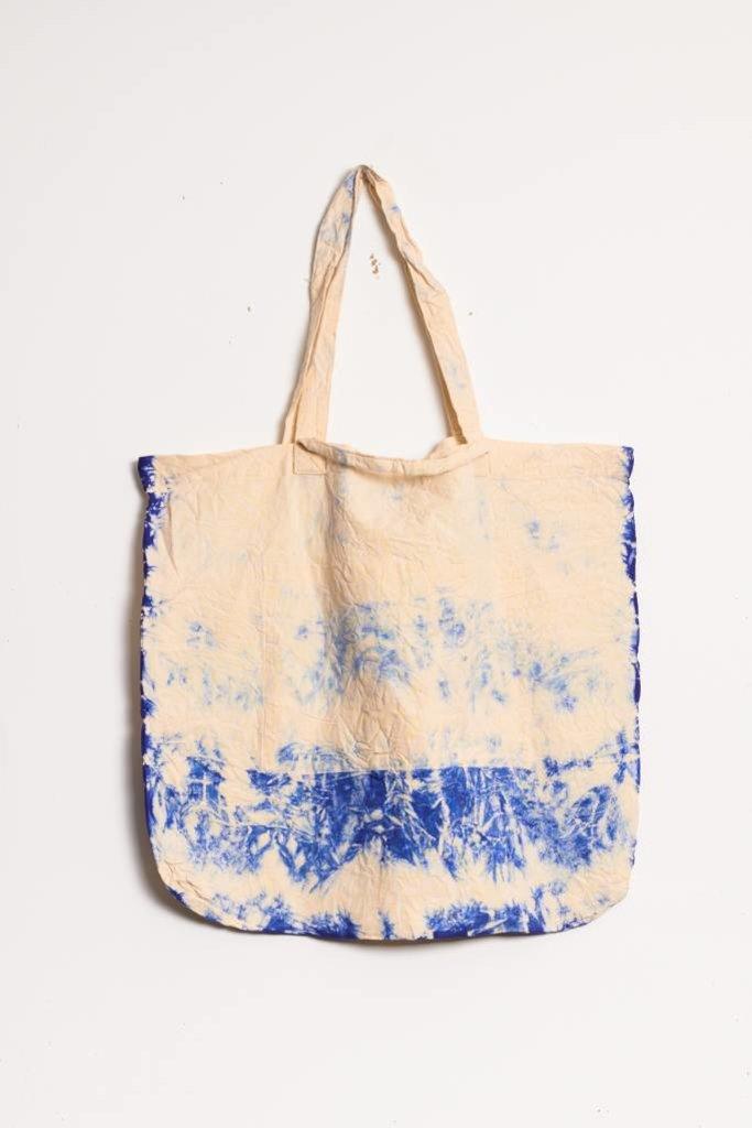 Bag Tie & Dye Light Blue