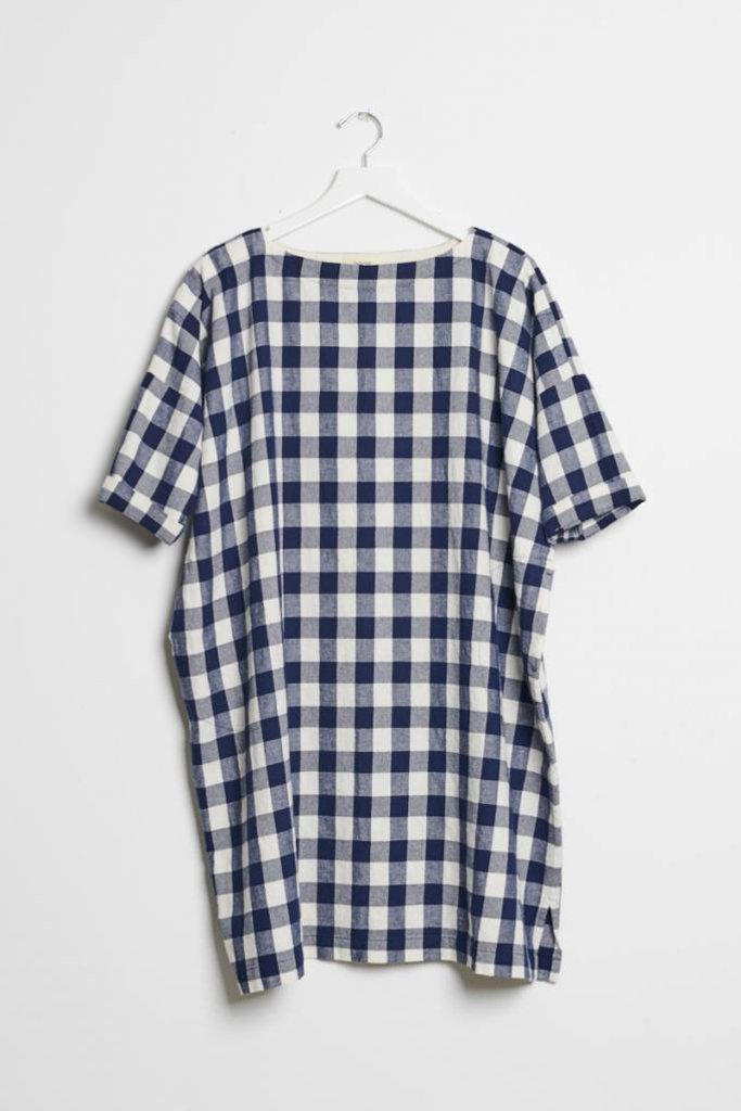 Bellerose Cosmo Dress Check A