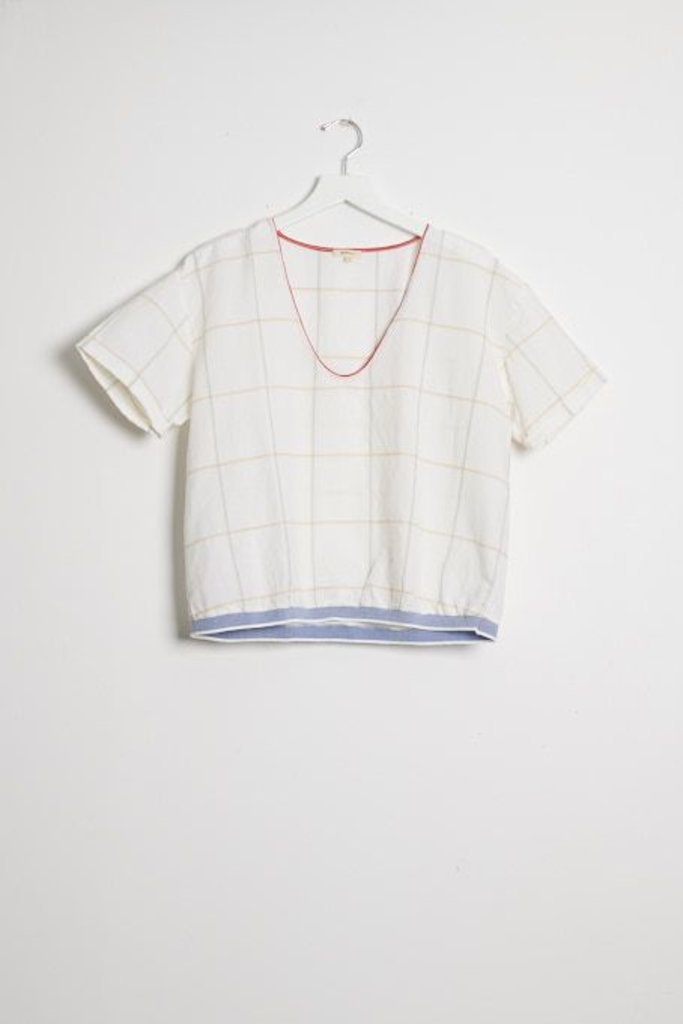 Bellerose Spek Shirt - Check A