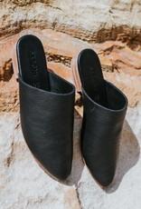 St. Agni Paris Mule Black