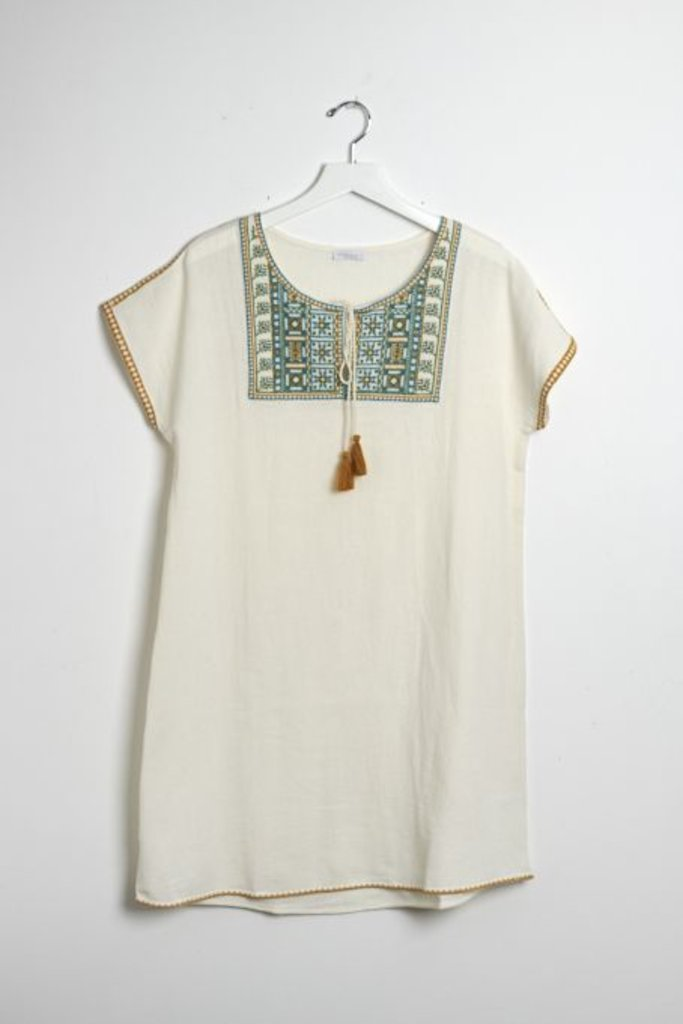 Star Mela Ida Emb Dress