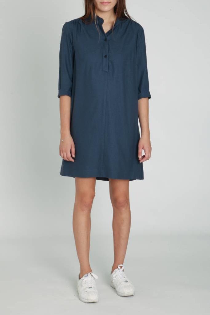 A.Cheng Safari Silk Dress