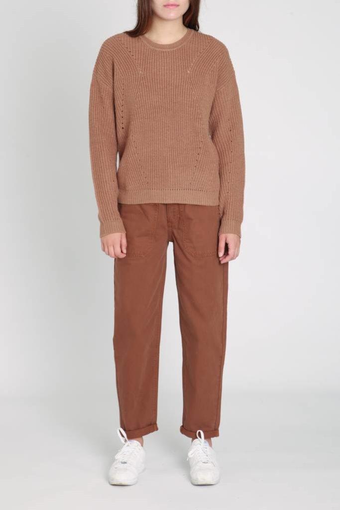 Velvet Abella Soft Rib Pullover