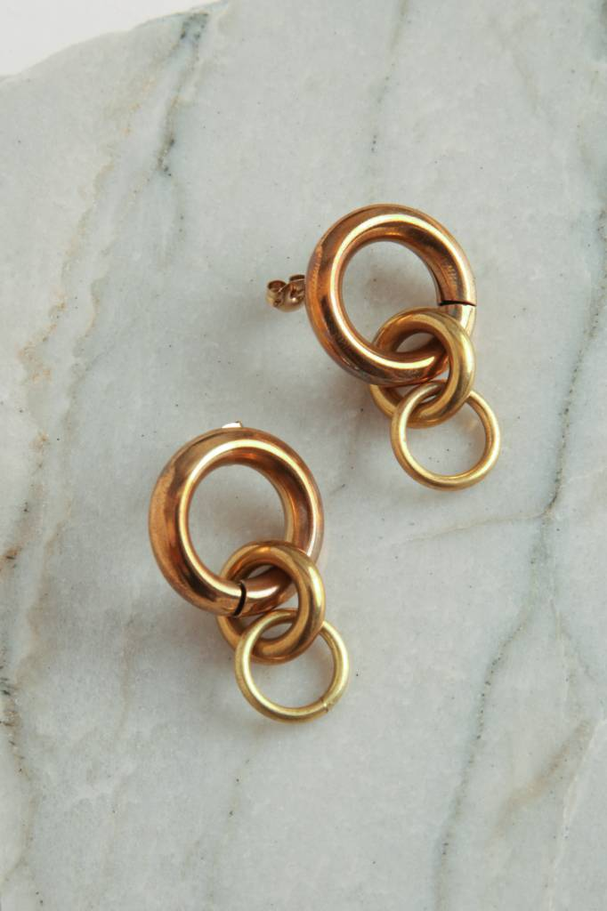 Mini Porta Earrings