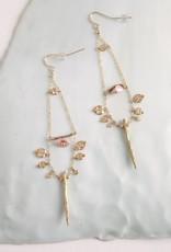 Iwona Ludyga Chandelier Earrings
