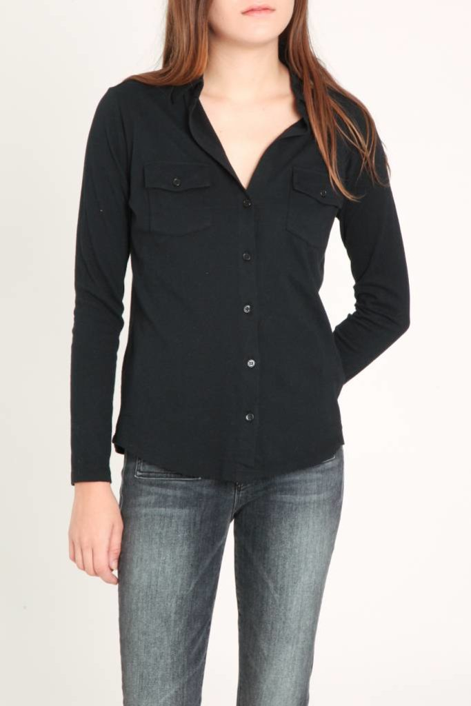 Clara Cotton Cashmere Shirt