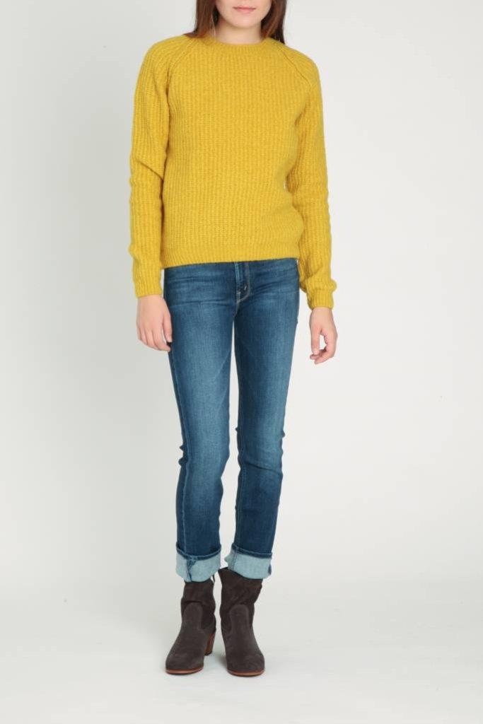 masscob Bellerose Golden Pullover