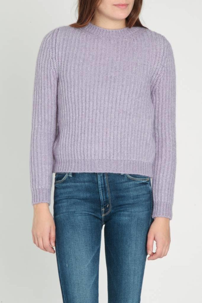masscob Masscob Lavender Pullover
