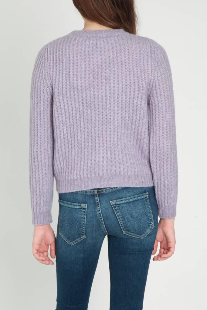masscob Lavender Pullover