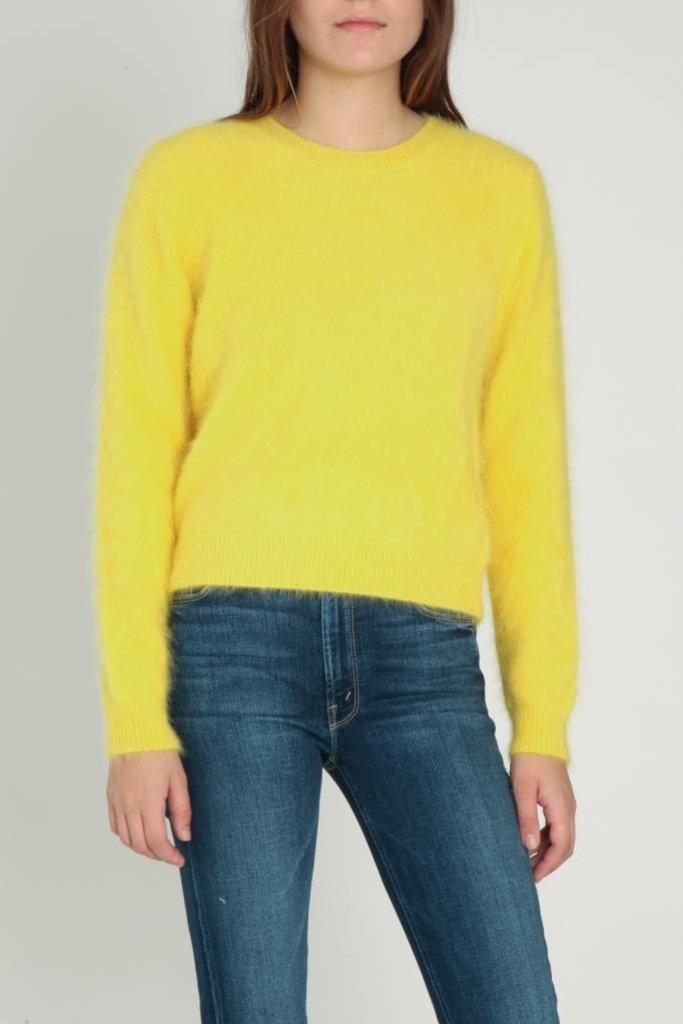 Bellerose Bellerose Yellow Sweater