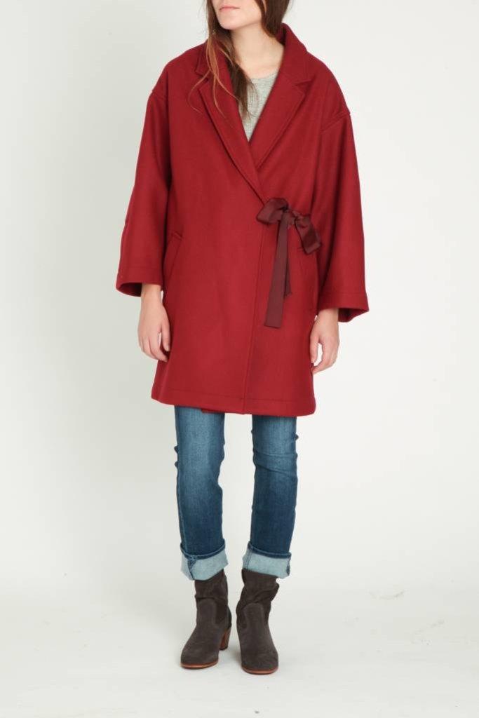 Sessun Rose Coat