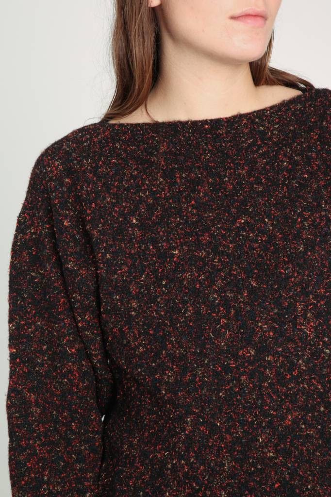 Sita Murt tweedy speckled sweater