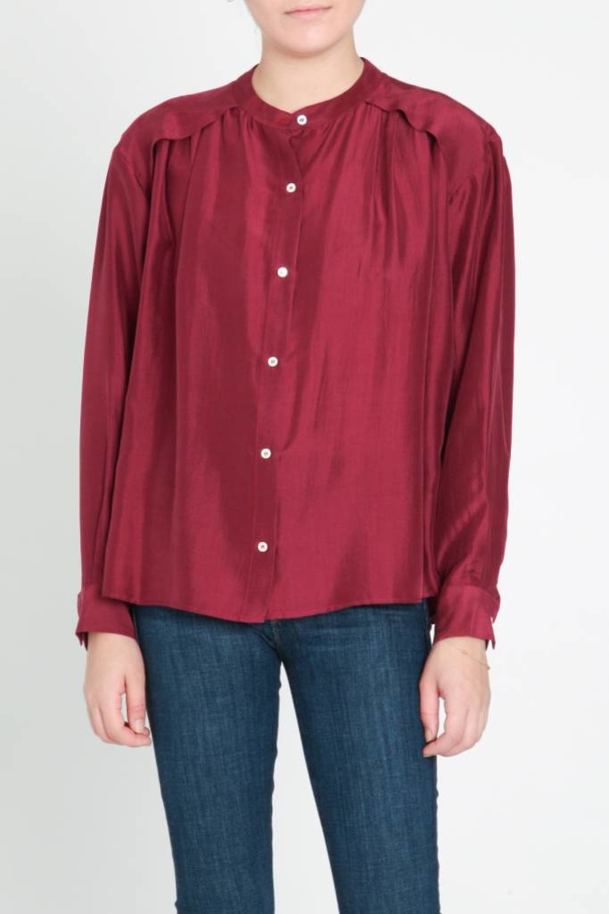 masscob Masscob Magenta Shirt