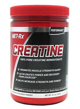 Met-Rx Creatine, 400 gms, 80 Servings
