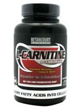 Betancourt Nutrition L Carnitine Tartrate 60 Capsules