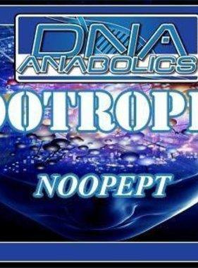 DNA Anabolics Nootropics - Noopept, 90 Capsules