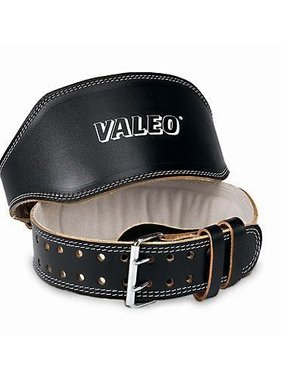 Valeo Leather Lifting Belt 6""