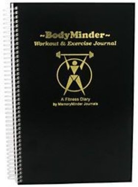 MemoryMinder Journals BodyMinder Journal, 1 journal