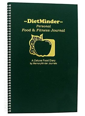 MemoryMinder Journals DietMinder Journal, 1 journal