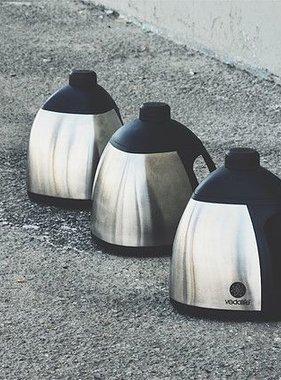 Veda Life 128, Stainless Steel Gallon Water Jug