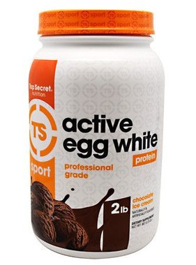 Top Secret Nutrition Active Egg White Protein