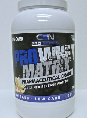 Carolina Sports Nutrition Pro Whey Matrix